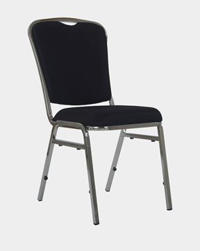 Picture of Hire Black Banquet Chairs