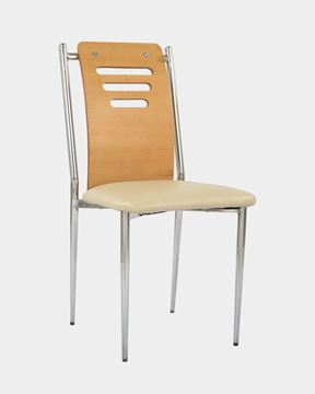 Picture of Stylish Stainless Steel Chair