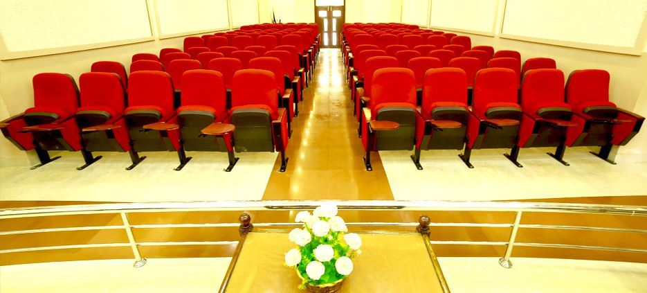 Engineering colleges conference hall chairs