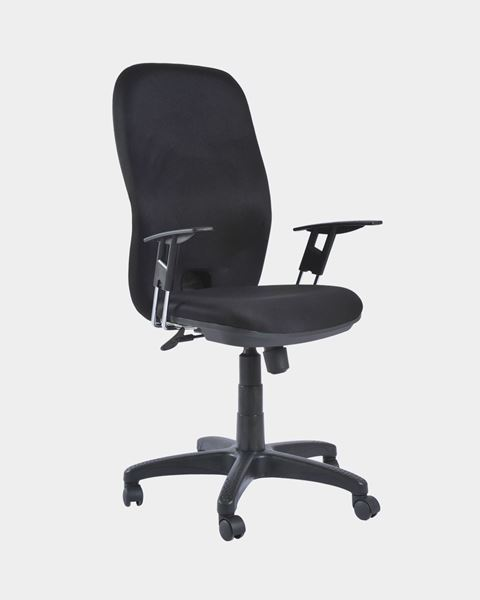 Picture of Mini Back Office Chair (Black)