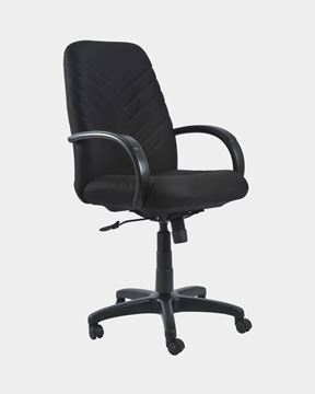 Picture of Executive Mini Back Office Chair (Black)