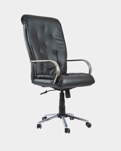 Picture of Button Tufted Executive Chair High Back
