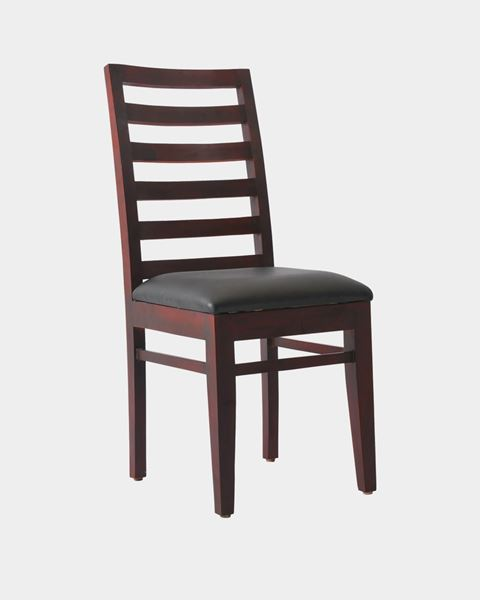 Picture of Peak Wooden Dining Chair