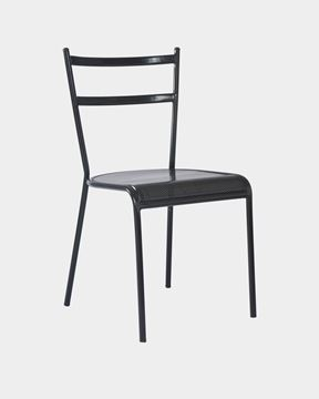 Picture of Perfo chair metal  (Black)