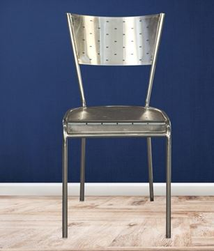 Picture of Stainless Steel Visitor Chair