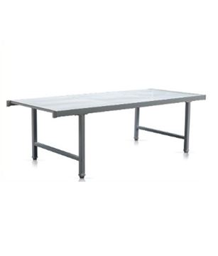 Picture of Powder Coated Medical Hospital Bed Flat