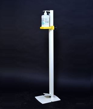 Picture of Pedal Operated Sanitizer Stand