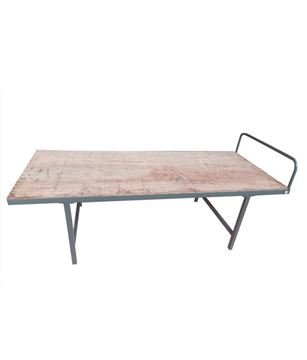Picture of Covid Cot With Plywood