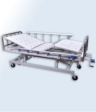 Picture of Five Function (Manual) Cot SC-ICU-001