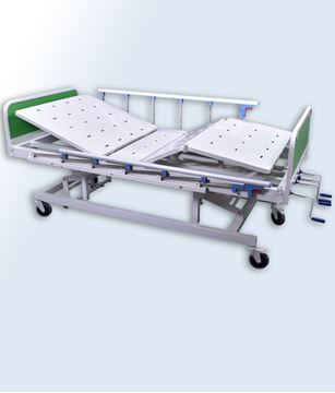 Picture of Five Function (Manual) Cot SC-ICU-003