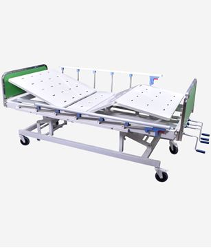 Picture of Five Function (Manual) Cot SC-ICU-004