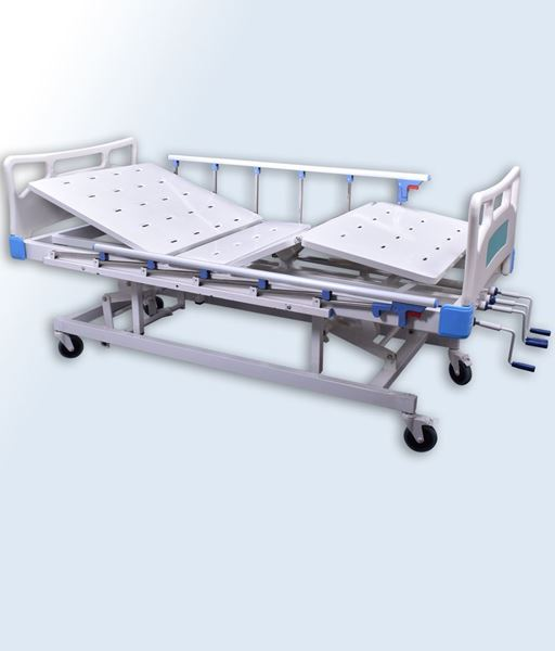 Picture of Five Function (Manual) Cot SC-ICU-005