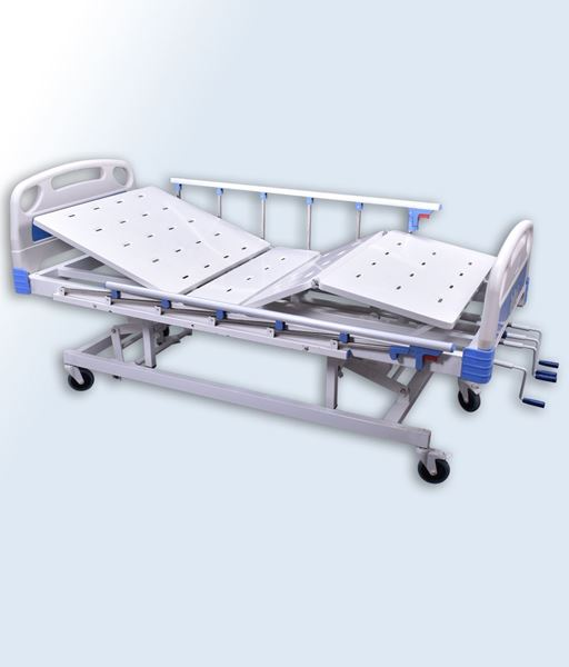 Picture of Five Function (Manual) Cot SC-ICU-006